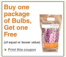 here are your home depot garden club coupons - Home Depot Garden Club
