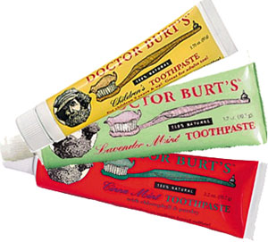 Free Burt S Bees Toothpaste Sample A Proverbs Wife