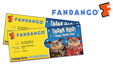 how to use fandango movie tickets