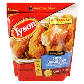 Hot Tyson Chicken Tenders Just 1 46 A Bag With