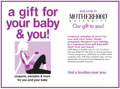 Motherhood maternity coupons september 2018