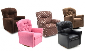 kids woot has the dozydotes child rocker recliners on sale