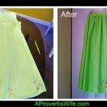 dress redo