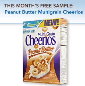 Free Peanut Butter Cheerios Sample 10 000 Stacey S