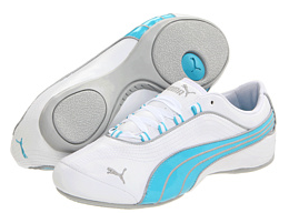 Puma Women's Shoes, Cell Turin Sneakers - Polyvore