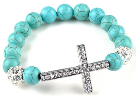 Faith Inspired Cross Bracelets