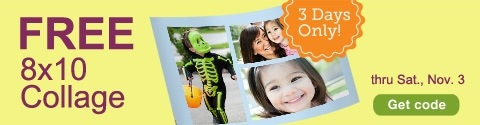 FREE 8x10 Walgreens Photo Collage