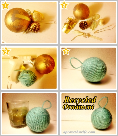 Recycled tree ornament blog - 451x519