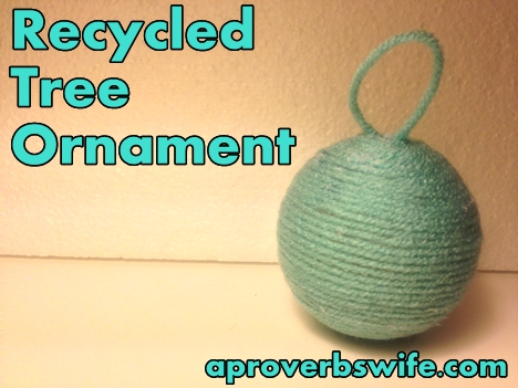 Recycled tree ornament blog header - 451x519