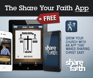 The Share Your Faith App