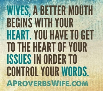 How to Control Your Tongue - AProverbsWife.com