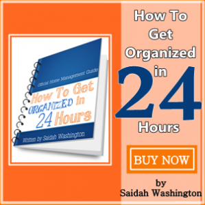 How to Get Organized in 24 Hours