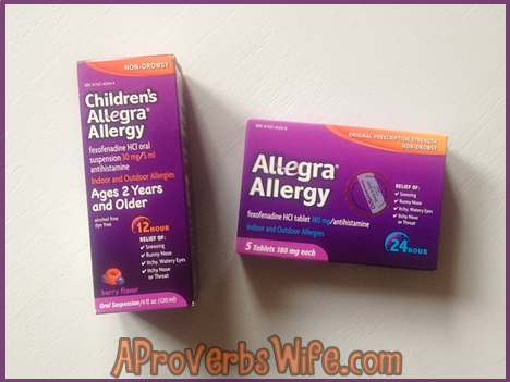Allegra Allergy - AProverbsWife (21)