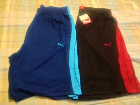 workout shorts men