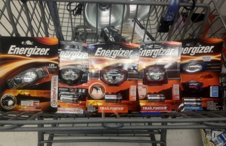 Energizer Head Lamp 014
