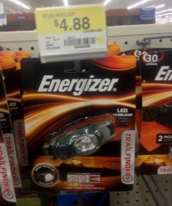 Energizer Head Lamp 016
