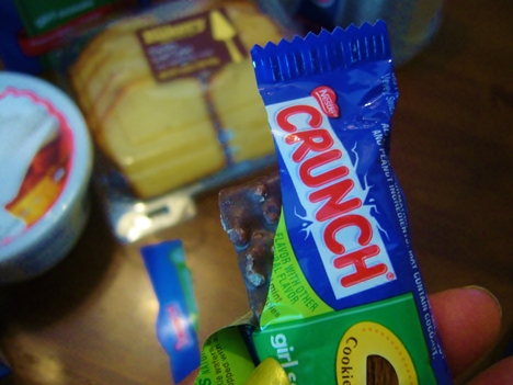 Nestle Crunch blog image2