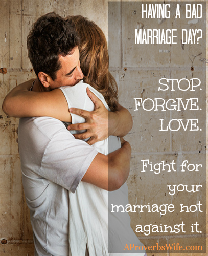Bad Marriage Day
