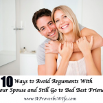 10 Ways to Avoid Arguments with Your Spouse