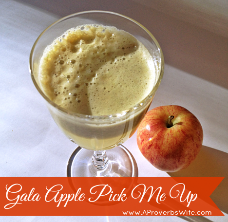 Juicing-Recipe-Gala-Apple-Pick-Me-Up