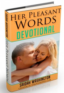 Her Pleasat Words 4 Week Devotional