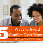 5 Ways to Avoid Conflict Over Money