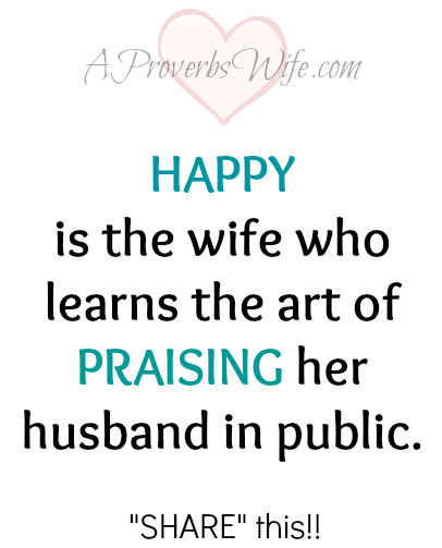 Happy Wife Tip