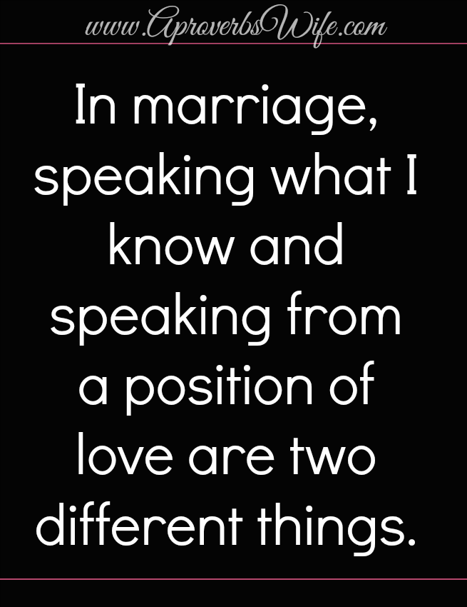 In Marriage Quote