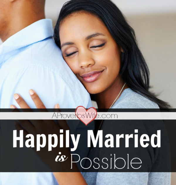 Happily Married Is Possible