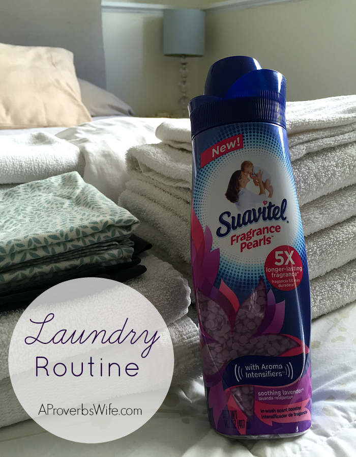 Laundry Routine How to Have Laundry with Long Lasting Scent