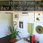How to Thrive Not Just Survive Life