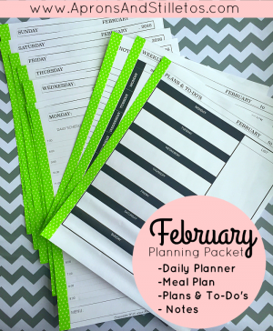 February Planning Packet